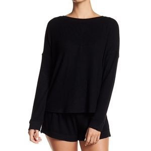 FREE PRESS sleepwear Longsleeve Top, XS